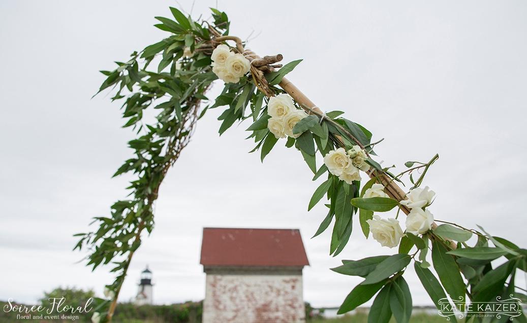 Southern New England Weddings Magazine Nantucket Shoot Soiree Floral 3