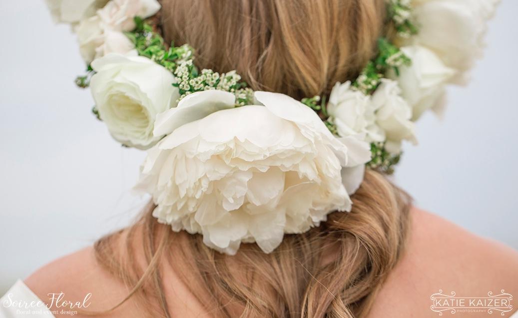 Southern New England Weddings Magazine Nantucket Shoot Soiree Floral 5