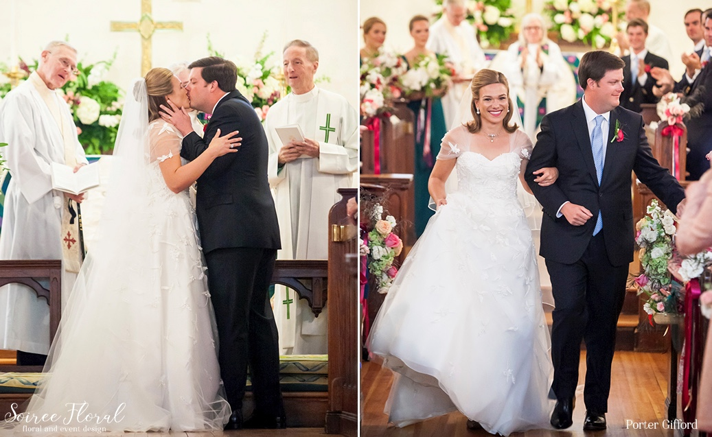 Nantucket Church Wedding – Soiree Floral