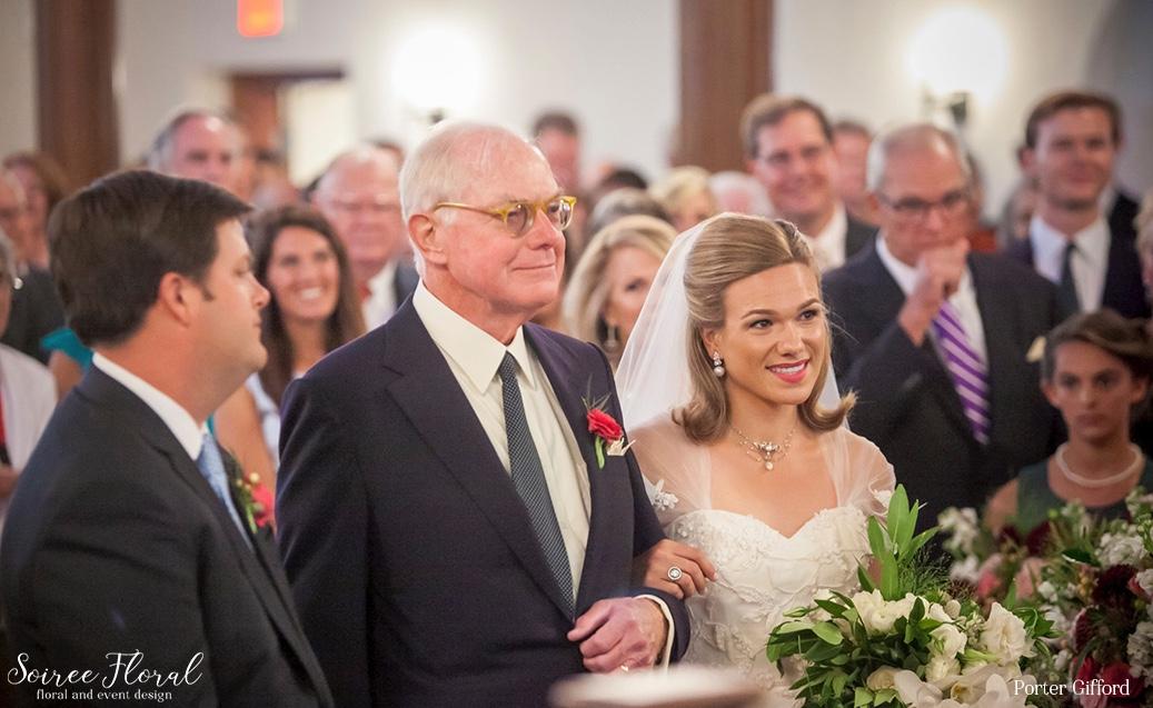 Nantucket Wedding – Soiree Floral – Colorful Wedding – Church Wedding