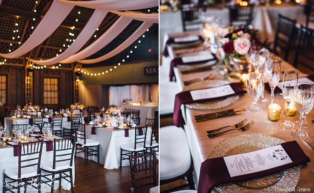 Moody Fall Nantucket Wedding Sconset Casino10
