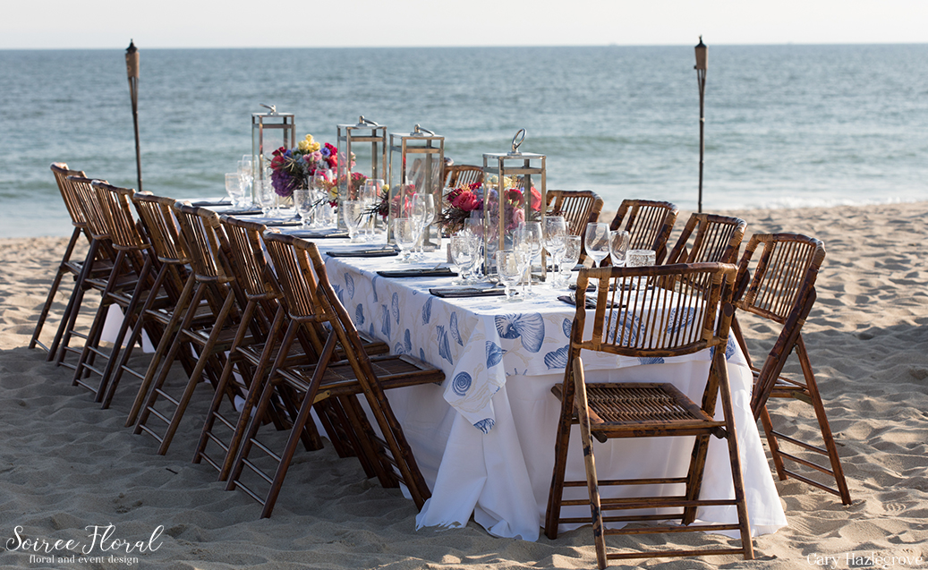 Nantucket Clambake – Soiree Floral1