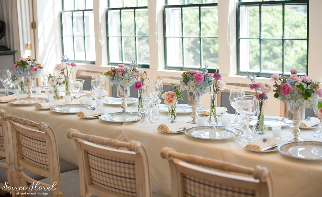 TOPPERS Wauwinet Wedding – Nantucket Florist