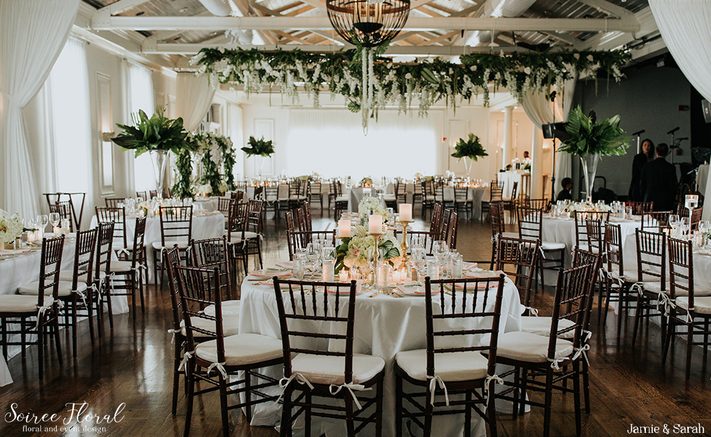 Tropical Inspired Nantucket Wedding13