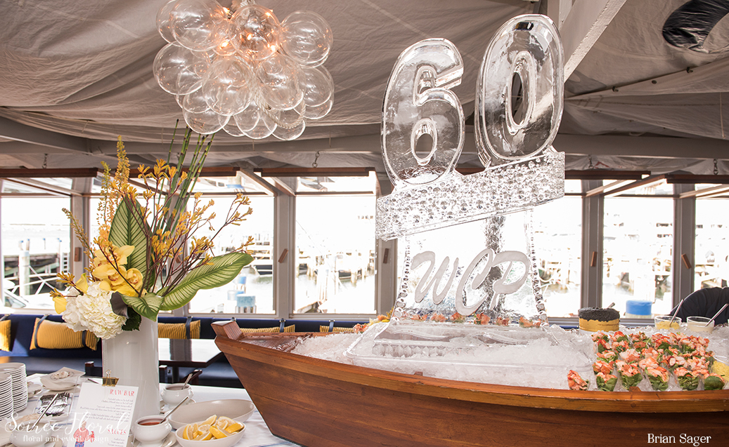 60th Birthday at Cru Nantucket