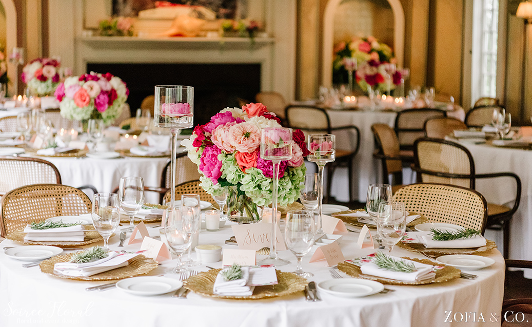 Chanticleer Nantucket Wedding
