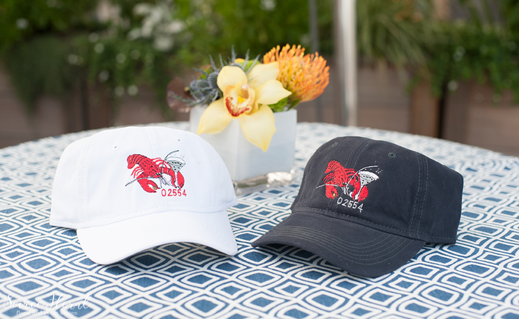Custom Hats – Nantucket Party