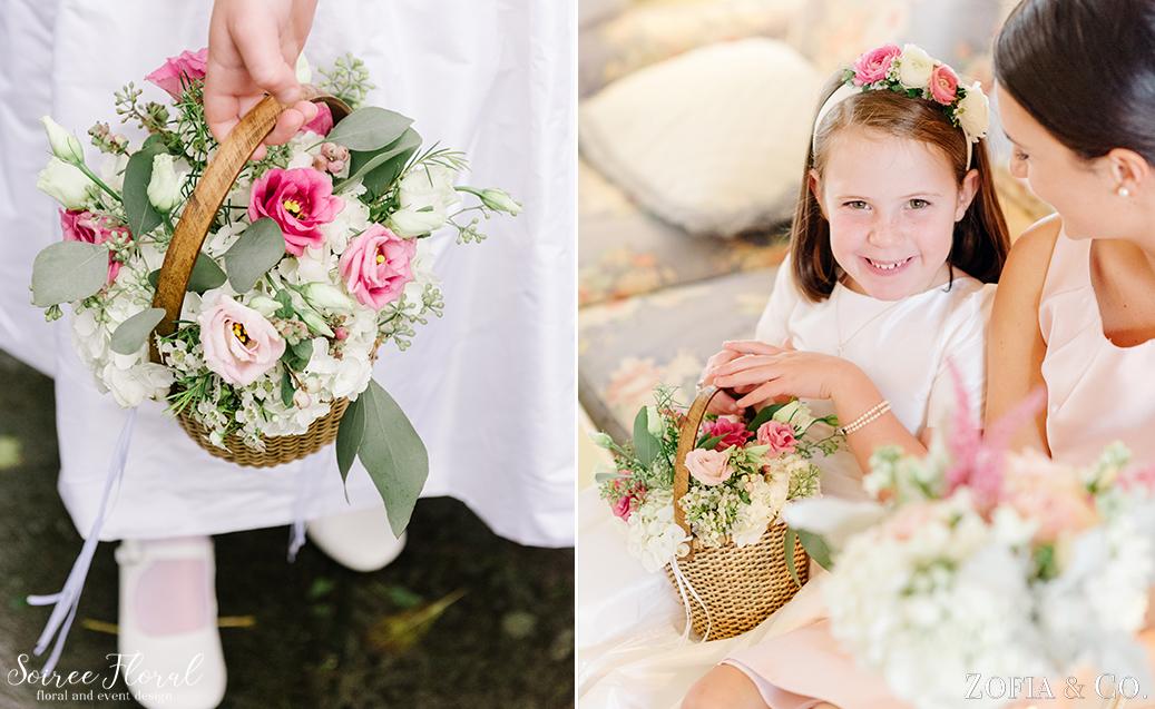 Flower Girl – Nantucket Wedding