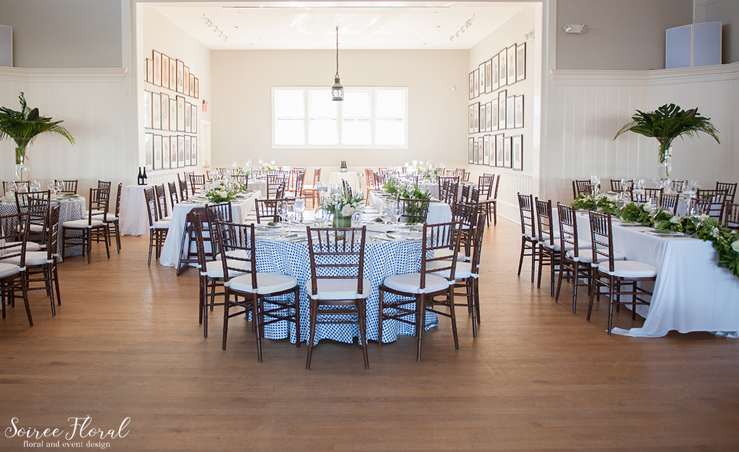Nantucket Yacht Club Reception