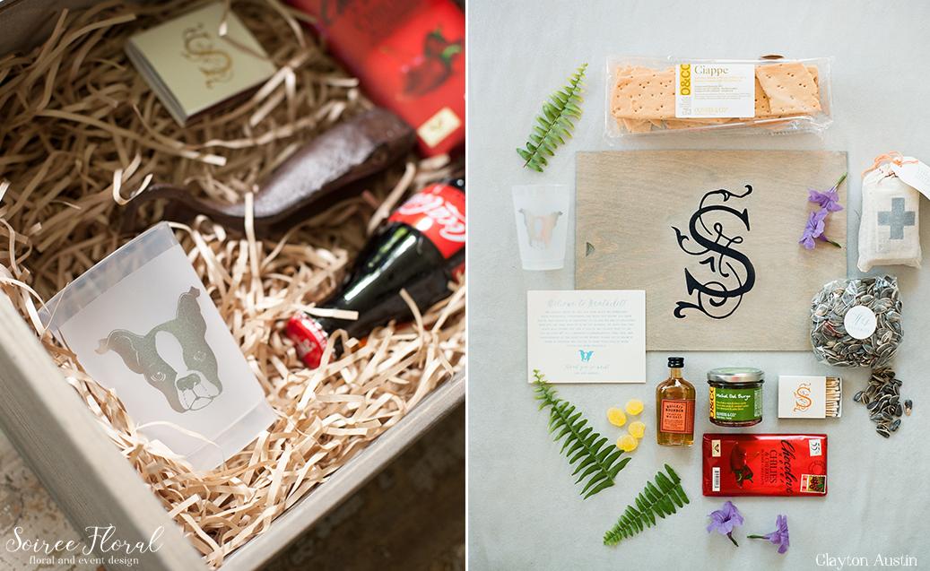 Nantucket Wedding – Welcome Gifts-1