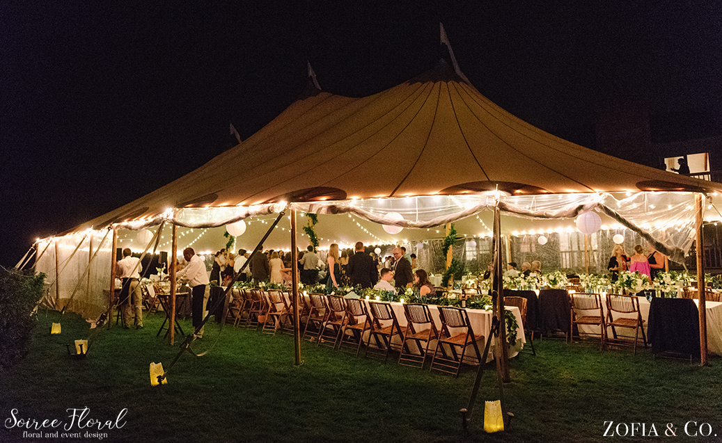 Whales Watch – Nantucket Tented Wedding
