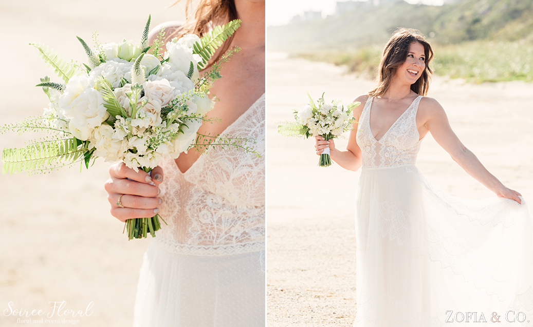 Whales Watch – Nantucket Wedding – Bridal Portrait