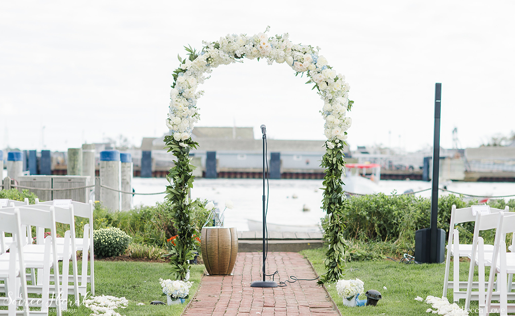 Classic Nantucket Wedding at White Elephant – Soiree Floral2