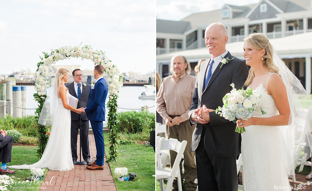 Classic Nantucket Wedding at White Elephant – Soiree Floral3