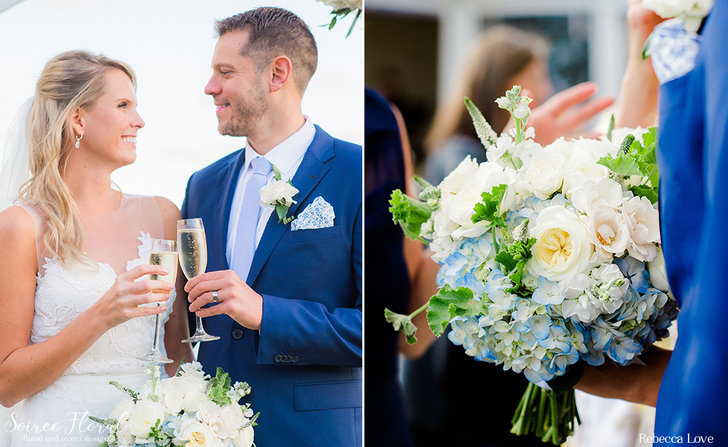 Classic Nantucket Wedding at White Elephant – Soiree Floral4