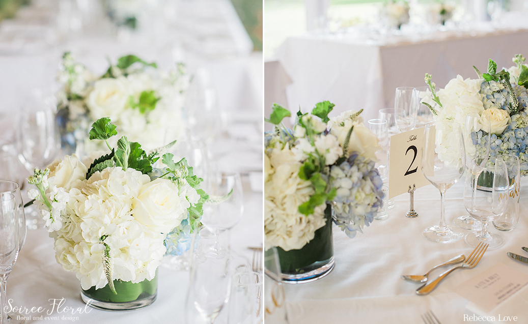 Classic Nantucket Wedding at White Elephant – Soiree Floral5
