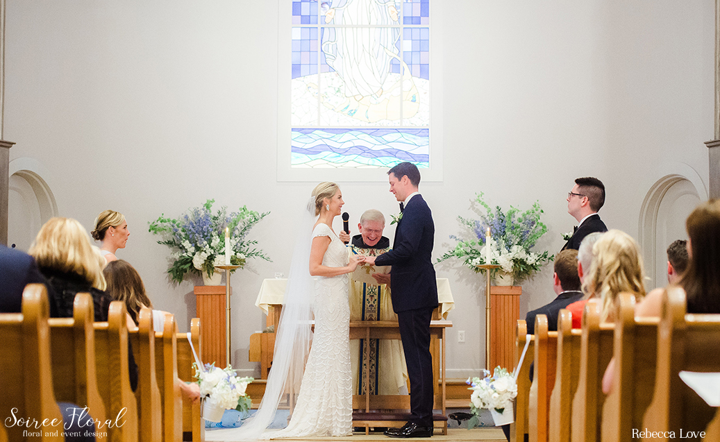Whaling Museum Wedding Nantucket Island – Soiree Floral3