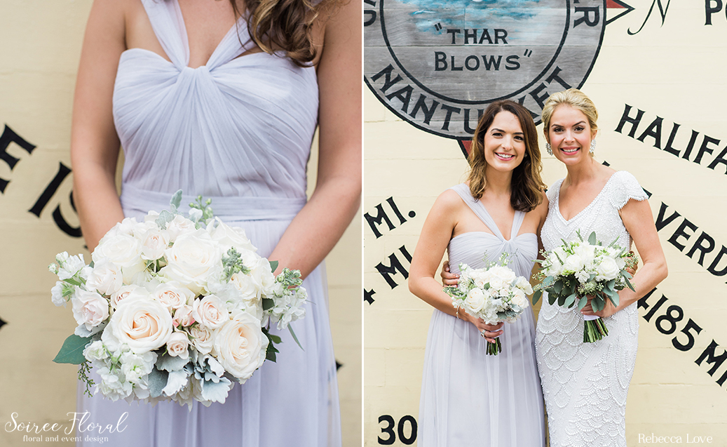 Whaling Museum Wedding Nantucket Island – Soiree Floral5