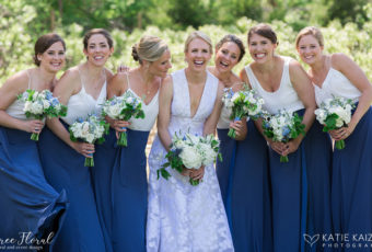 nantucket bridesmaids