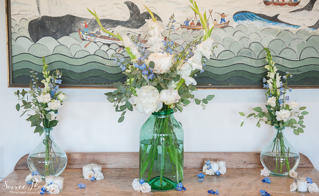 Nantucket Wedding Floral Design