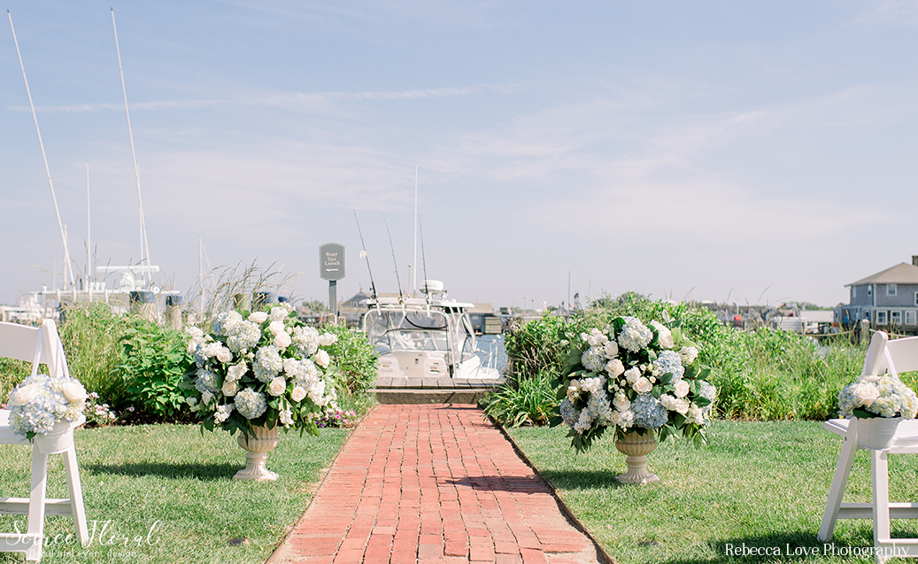 Classic Nantucket Wedding – Soiree Floral – Rebecca Love Photography 5