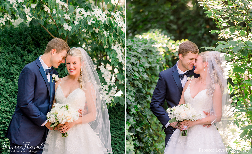 Classic Nantucket Wedding – Soiree Floral – Rebecca Love Photography 6