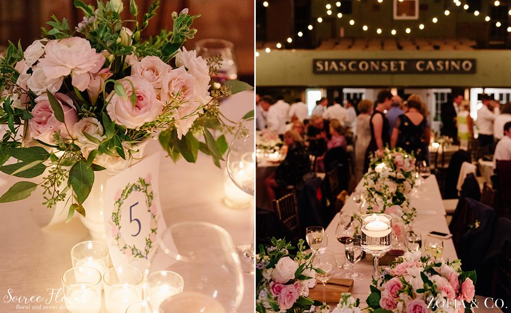 Sconset Casino Wedding – Soiree Floral – Zofia Photo 6