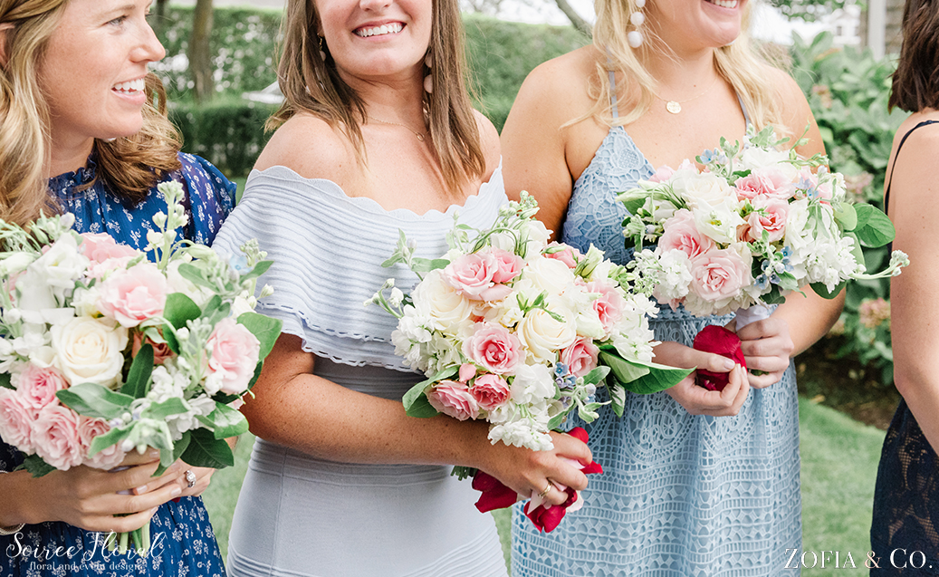Sconset Chapel Wedding – Soiree Floral – Zofia Photo 4