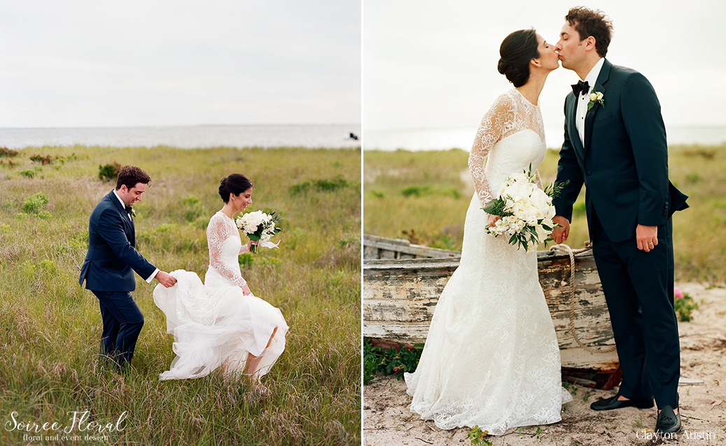 White and Green – Wauwinet Nantucket Wedding – Soiree Floral8