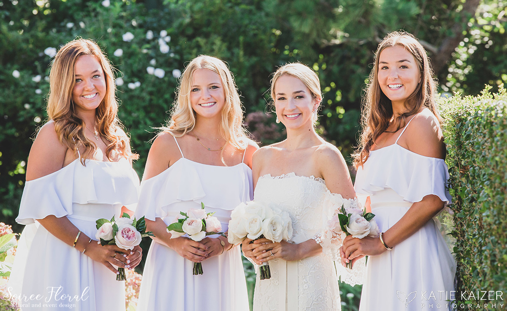 Blue and White Wedding at Wauwinet – Nantucket – Soiree Floral 2