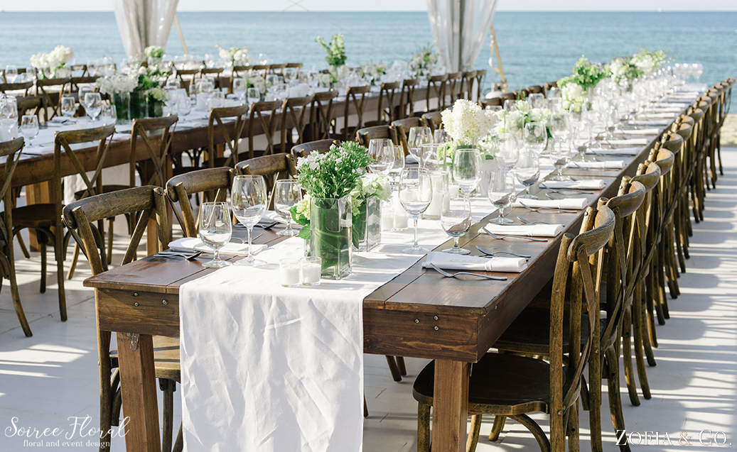 Green and White Nantucket Wedding – Soiree Floral – Zofia Photo9