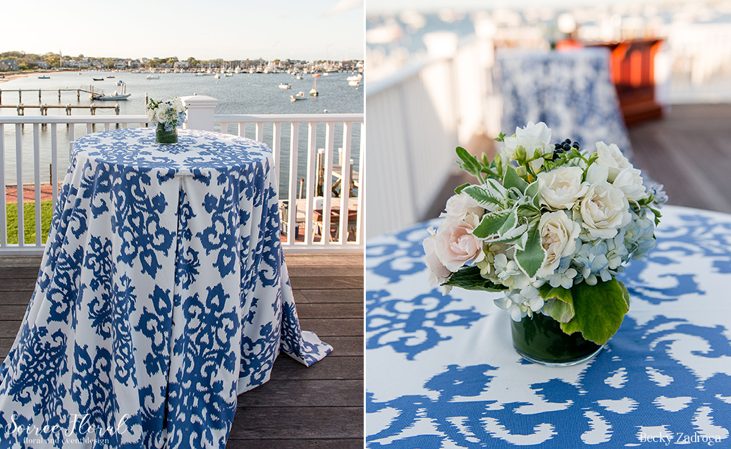 Nantucket Corporate Events – Soiree Floral 1