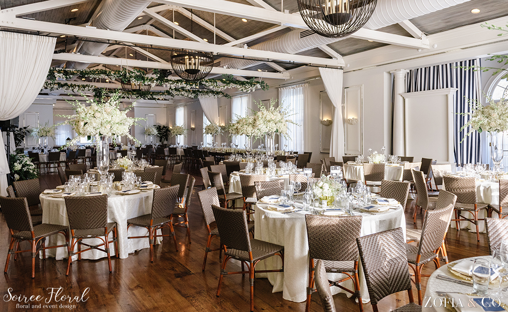 Soiree Floral Wedding – Nantucket Hotel – Zofia Photo6