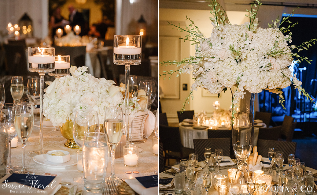 Soiree Floral Wedding – Nantucket Hotel – Zofia Photo9