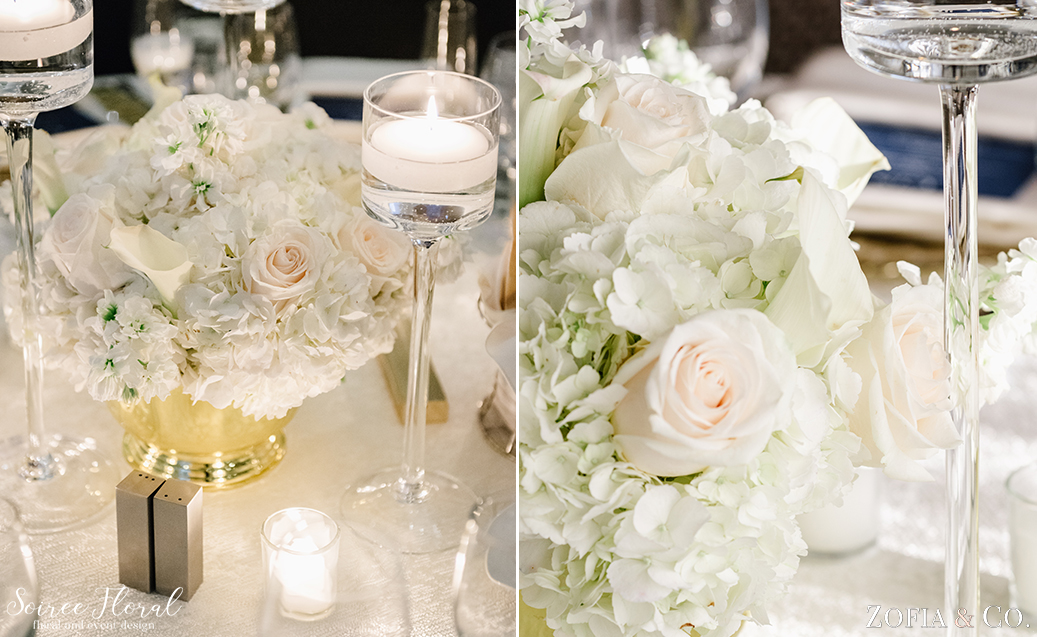 White Wedding Flowers – Nantucket Wedding – Soiree Floral – Zofia Photo 7