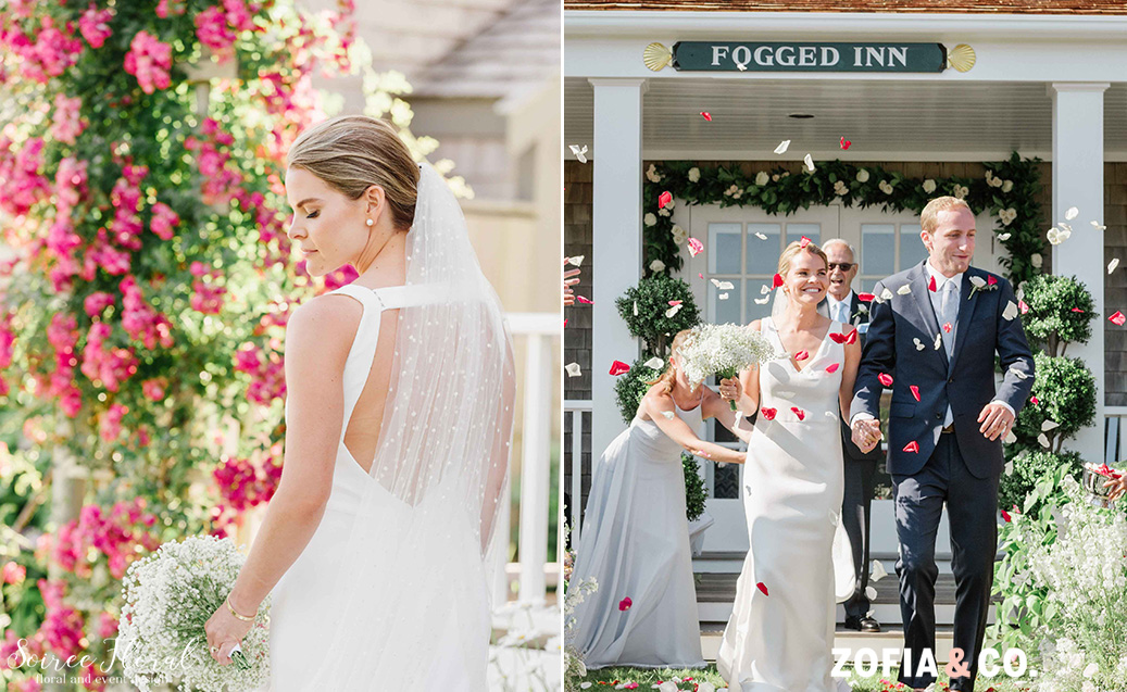 Nantucket Sconset Wedding