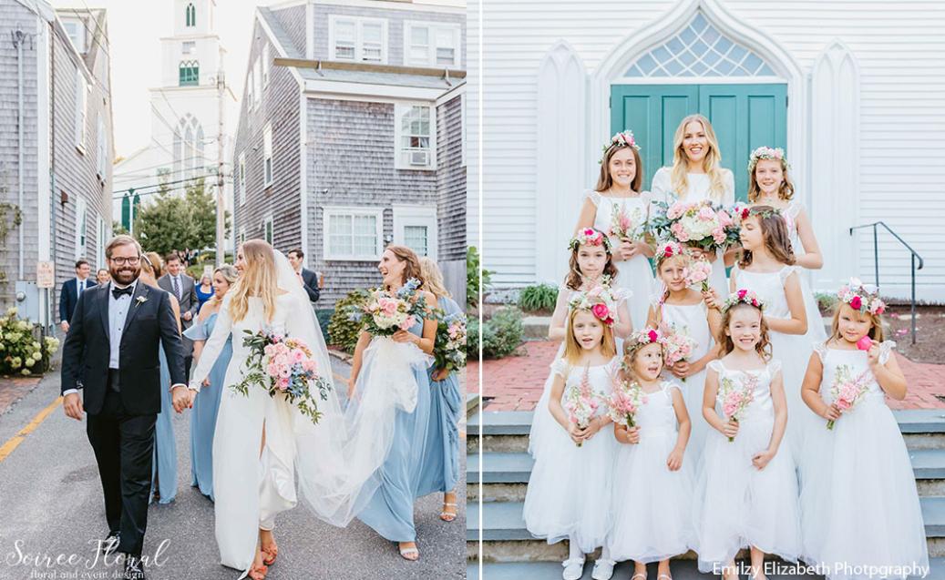 Nantucket Fall Wedding