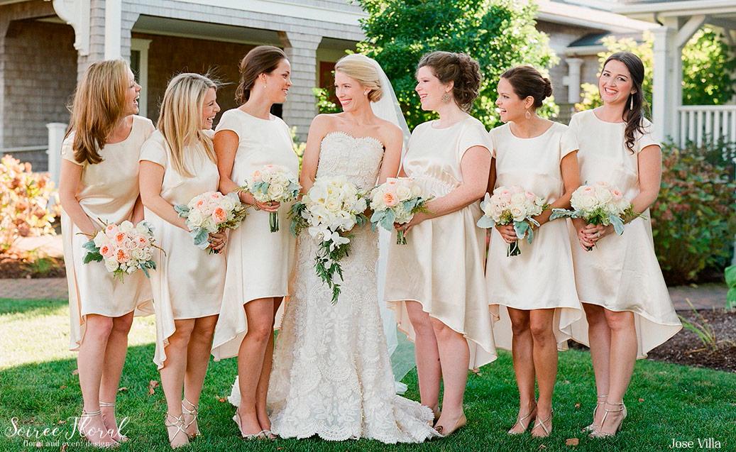 a Soiree Floral Wedding